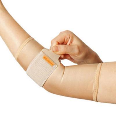 오른쪽 왼쪽 구분없는 팔꿈치보호대 라이트 낱개1개