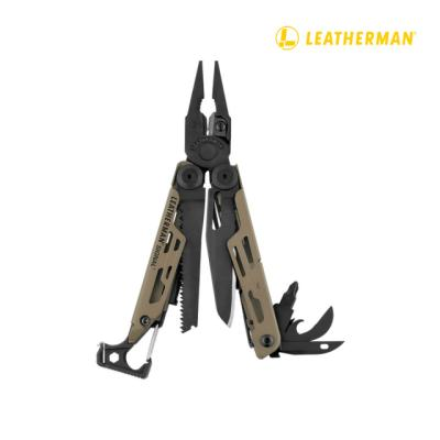 Leatherman SIGNAL Coyote Tan_19가지 기능툴