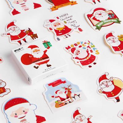 산타 캐릭터 스티커팩