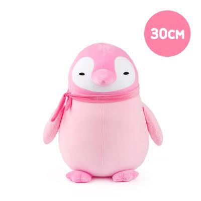 영아트 황제펭귄인형 핑크-중형(30cm)