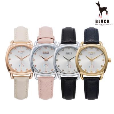 [블랙마틴싯봉] 여성 가죽 손목시계 BKL1702L