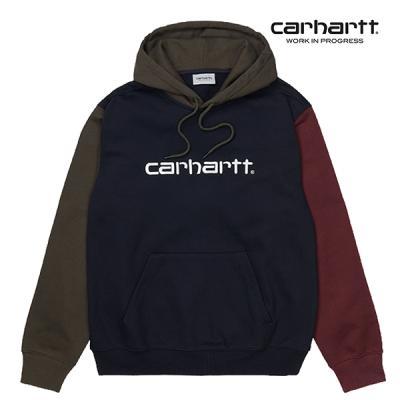 칼하트WIP Tricol Sweatshirt (Dark Navy)