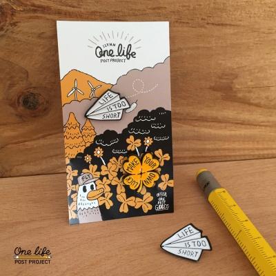 [원라이프] ONELIFE 디자인 뱃지 set #1