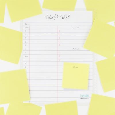 노트북시간표Schedule Board (Notebook Timetable)