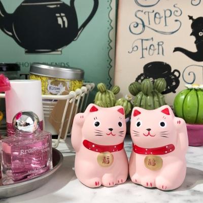 핑크핑크 복 고양이 2종
