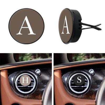토디토 차량용 알파벳 방향제 자동차 디퓨저 새차선물