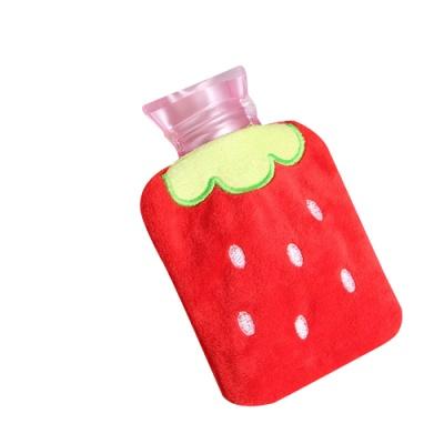 100ml 딸기 보온 물주머니