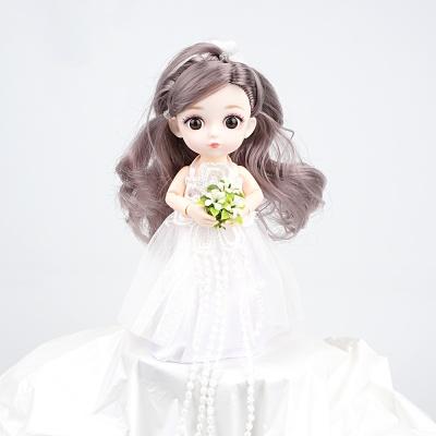 젤레나 16CM 리나 미니 구체관절인형 여아 장난감