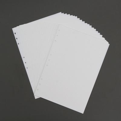 스토리 9공 다이어리속지(B5)/ 도트 다이어리리필
