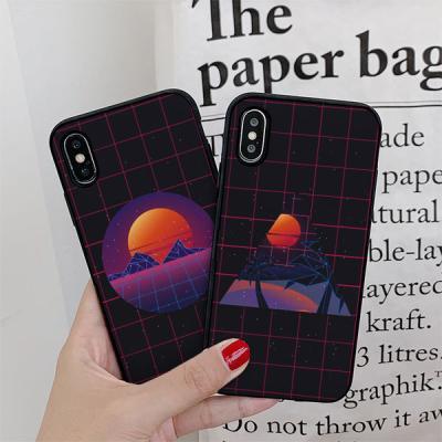 아이폰8 sunset 카드케이스
