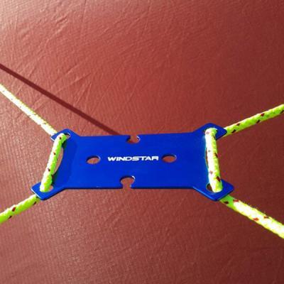 이지트래블러 플랫 스토퍼 2개 /단조팩 텐트고정