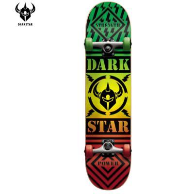 [Darkstar] BLUNT X FP V.2 X RASTA X COMPLETE 8.0 (풀사이즈)