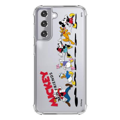 (방탄케이스) 디즈니 미키와친구들 휴대폰케이스