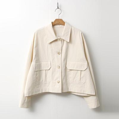 Tashannie Crop Jacket