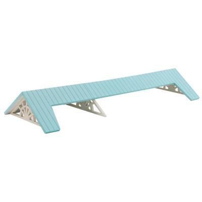 DIY 미니어처하우스 미니타운 추가상품_쓰리룸 지붕