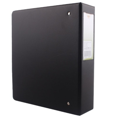 Pro 고주파바인더 3공D링 7cm(흑색)