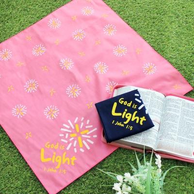Light 스카프(손수건)