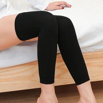 서포트 롱 무릎보호대(블랙)