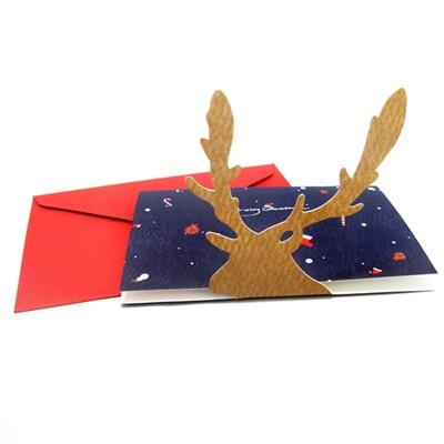 트윙클 크리스마스카드 4장세트
