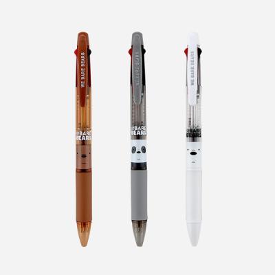 [위베어베어스] 3색 볼펜