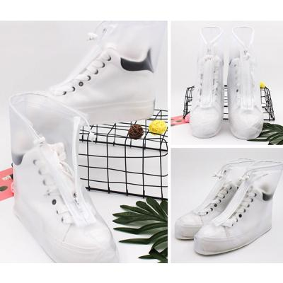 [커버팩토리] 방수 슈즈 신발 보호 커버 PVC 투명