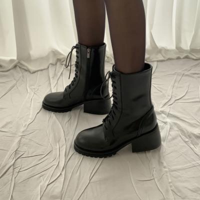 Pattie Lace Up Boots