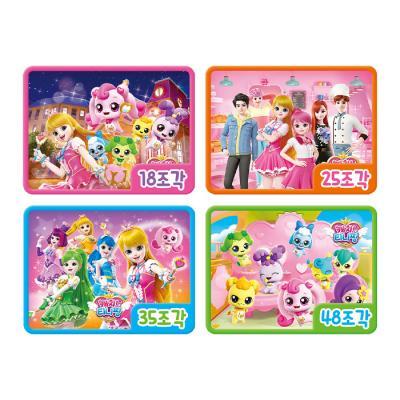 18 25 35 48조각 판퍼즐 - 캐치 티니핑 (4종)