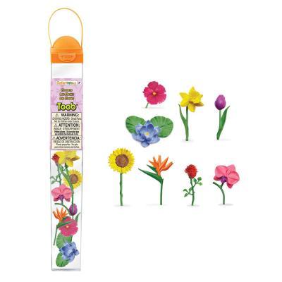 682904 꽃 테라리움 피규어 튜브