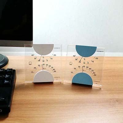 일본 엠펙스 정밀 온습도계