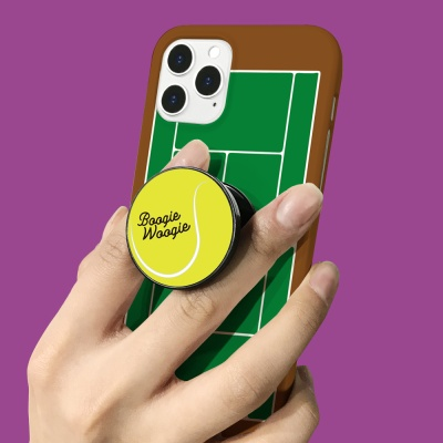 슬림하드 케이스 스마트톡 세트 - 테니스 그린
