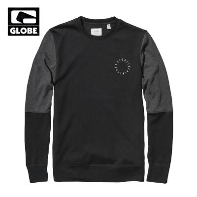 [GLOBE] HODGSON CREW (BLACK/BLACK)
