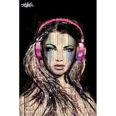 PP34094 Loui Jover (DJ 걸) (91x 61)