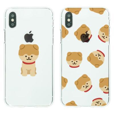 아이폰8 곰돌포메 소프트젤리케이스