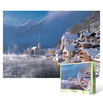 1000피스 직소퍼즐 - 할슈타트의 겨울