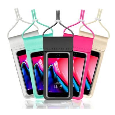 핸드폰 휴대폰 방수팩 아이폰 스마트폰 갤럭시 4color