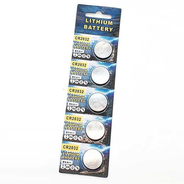 Lithium BATTERY CR2032 3V 코인건전지 낱개 1개