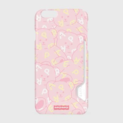 Soft together bear-pink(카드수납)