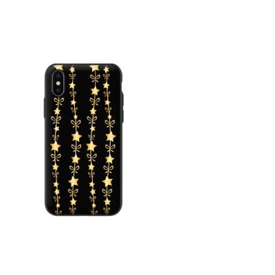 [갤럭시노트8/N950] 골드하트 자석 도어 범퍼케이스