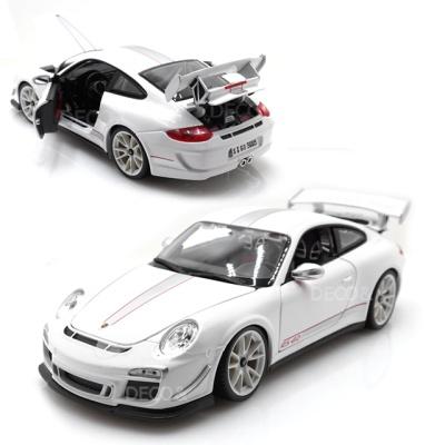 브라고 1:18 포르쉐 GT3 RS 4.0 미니카