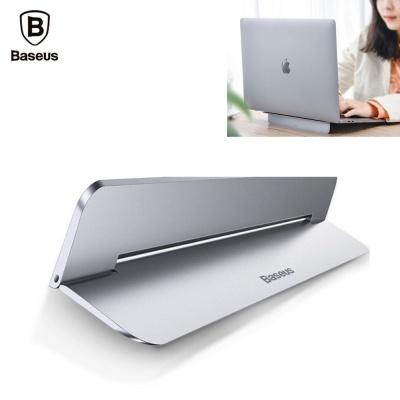 베이스어스 심플 노트북 받침대 홀더 (실버) SUZC-0S