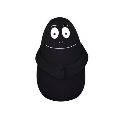 Barbapapa Beanbag Sofa 100cm Black