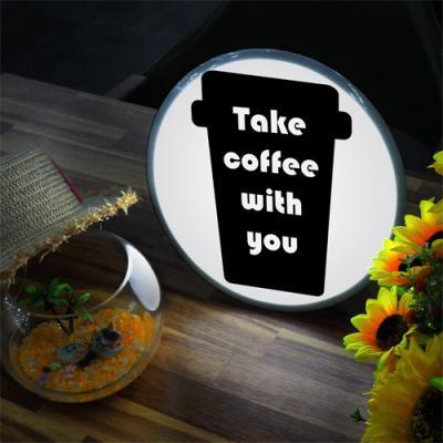 ne830-LED액자25R_커피와함께하는하루