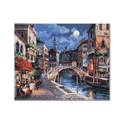 DIY 보석십자수 - 베네치아의 밤 BH30 (50x40)