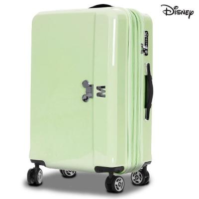 [디즈니]파스텔 여행가방 그린 24 사이즈 캐리어