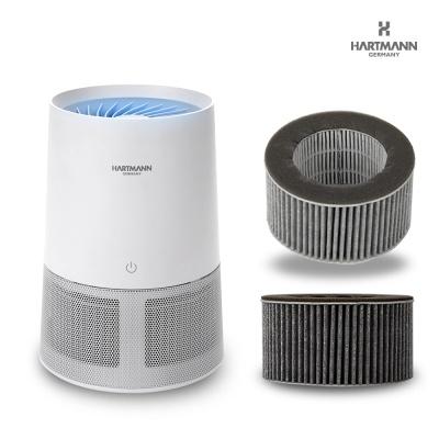 [하트만] 저소음 실속형 공기청정기 HAP-TJ100W