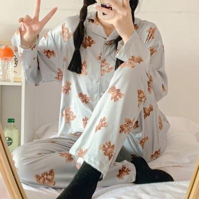 데일리 투베어 파자마 잠옷 홈웨어