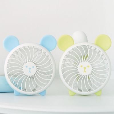 안전한 접이식 휴대용 선풍기 마우스