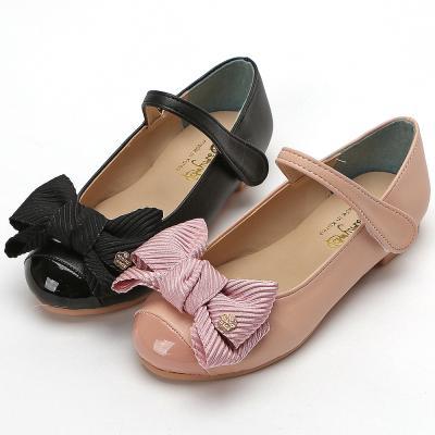 마미 나비리본구두 160-210 유아 아동 여아 구두 신발