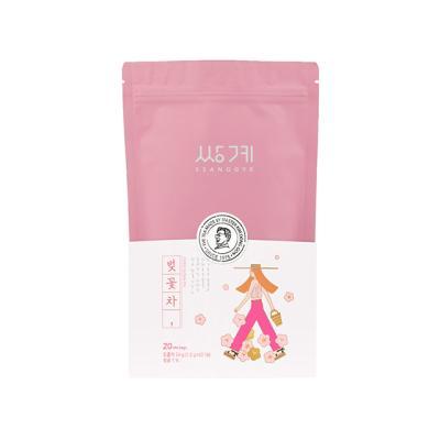 [쌍계명차] 신파우치 벚꽃차 20티백