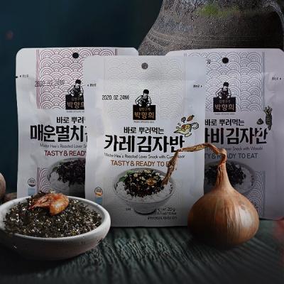 박향희 종합 김자반 6종 세트